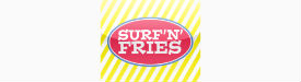 Surf 'N' Fries Excel keyboard cover
