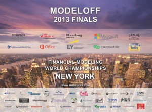 Modeloff 2013