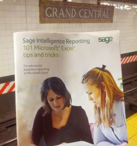 Handy dandy 101 Excel tips Sage gave out for free at NYAT