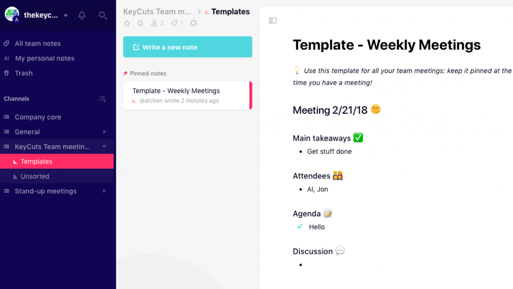 Productivity Apps to Help Your Team • KeyCuts Blog